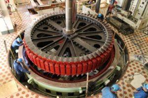 Generatorwaterelectricity