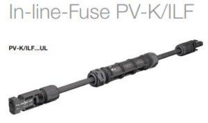 MC4 inline Fuse 4-30A